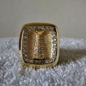 Montreal Canadiens 1993 Championship Ring